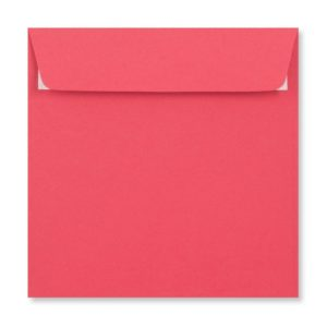155 x 155 mm Bright Pink Envelope