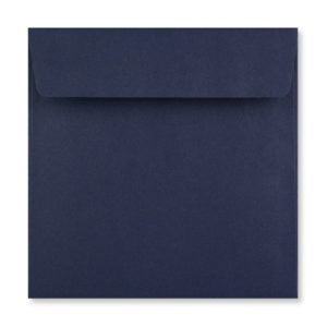 155 x 155 mm Dark Blue Envelope
