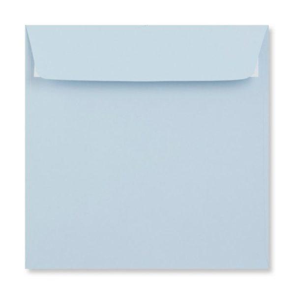 155 x 155 mm Pale Blue Envelope