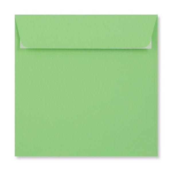 155 x 155 mm Pale Green Envelope