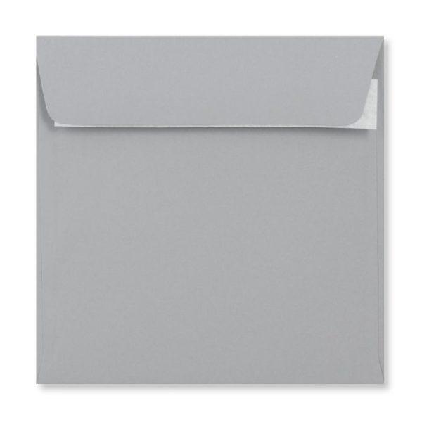 pale grey 155 x 155 mm envelope