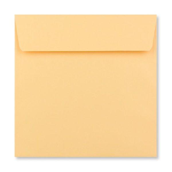 155 x 155 mm Peach Envelope