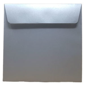 Majestic Luxus Real Silver 170 x 170 mm Envelope