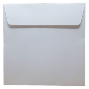 Majestic Classic Marble White 170 x 170 mm Envelope