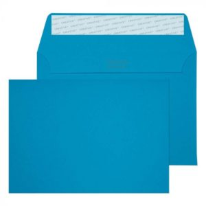 Blue C6 (114 x 162 mm) Envelope