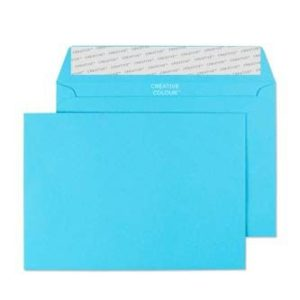 Cocktail Blue C6 (114 x 162 mm) Envelope