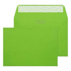 Green C6 (114 x 162 mm) Envelope