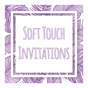 soft touch invite category